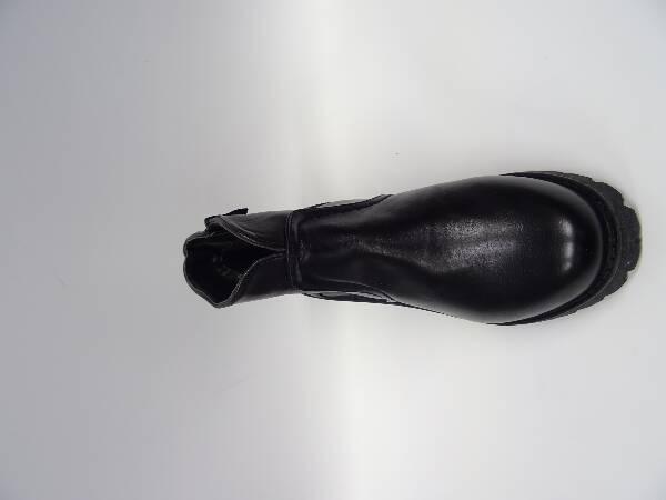 Botki Damskie J-21, Black, 36-41 4