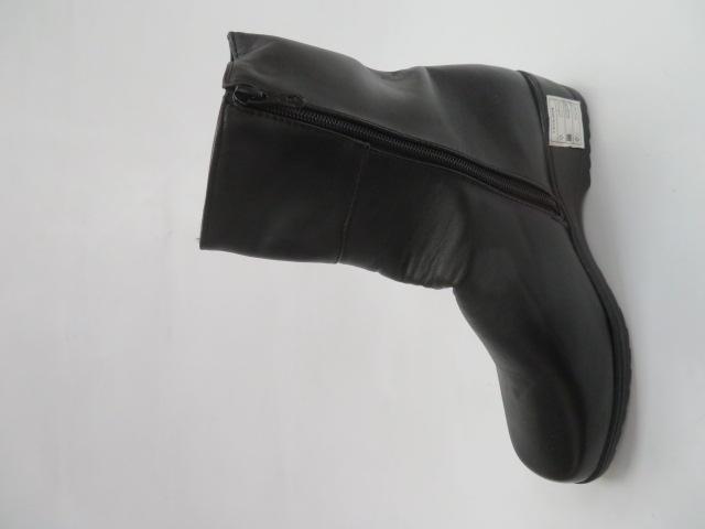 Botki Damskie B603, Black, 37-42 3