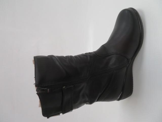 Botki Damskie 7172, Black, 37-42 1