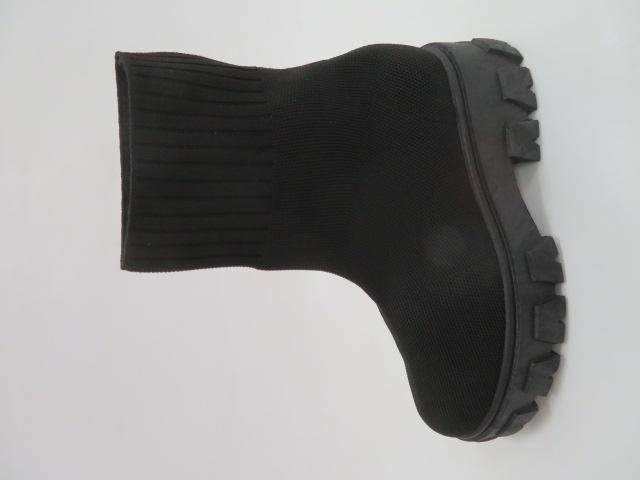 Botki Damskie XA012, Nero, 36-41