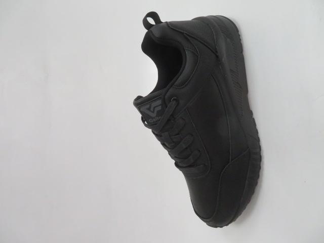 Buty Sportowe Męskie T2115, Black, 41-46