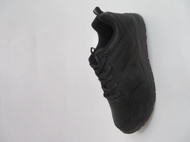 Buty Sportowe Męskie T2116, Black, 41-46