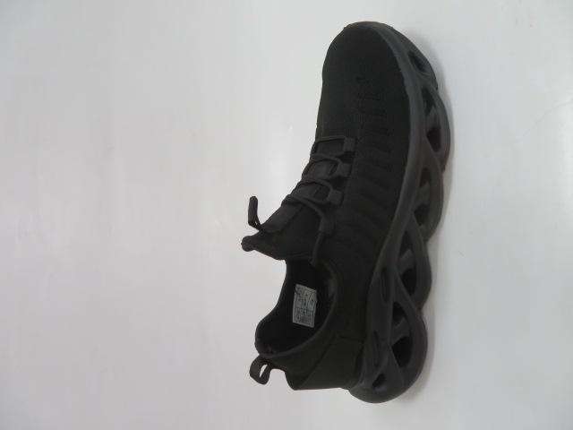 Buty Sportowe Męskie A-2, Black, 41-46