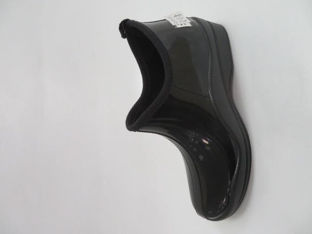 Botki Damskie MY-1, Black, 37-42