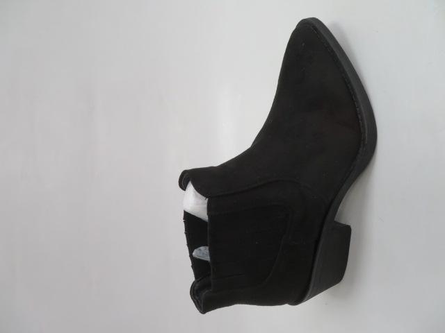 Botki Damskie Y-057, Black, 36-41