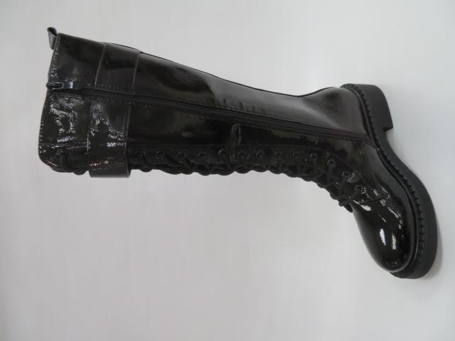 Kozaki Damskie JW139-1, Black, 36-41 1