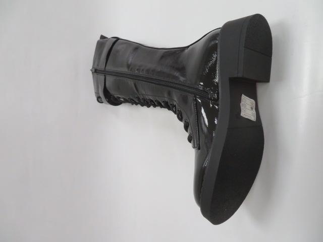 Kozaki Damskie JW139-1, Black, 36-41 3