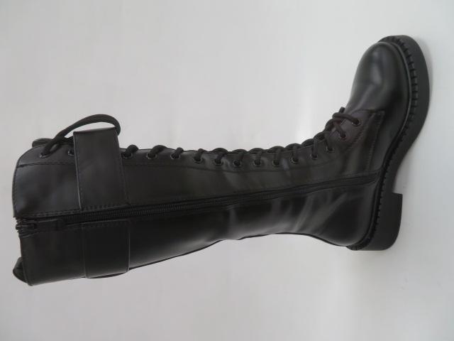 Kozaki Damskie JW139, Black, 36-41 1