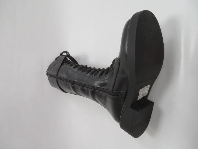 Kozaki Damskie JW139, Black, 36-41 3