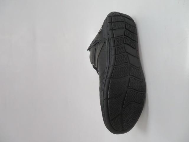 Botki Damskie B061-1, Black/Grey, 37-41 3