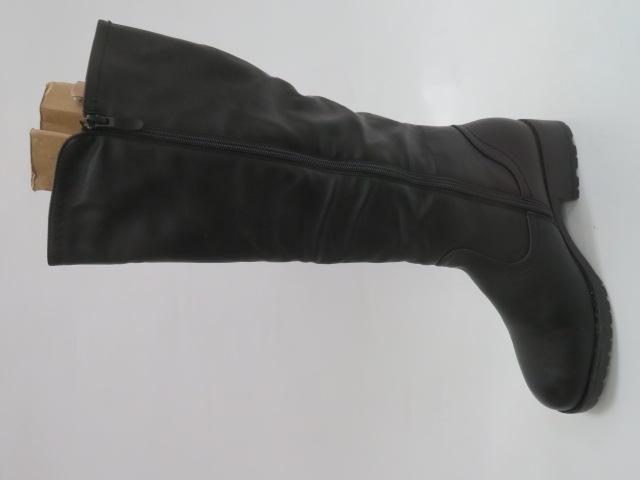 Kozaki Damskie X9812, Black, 36-41 1