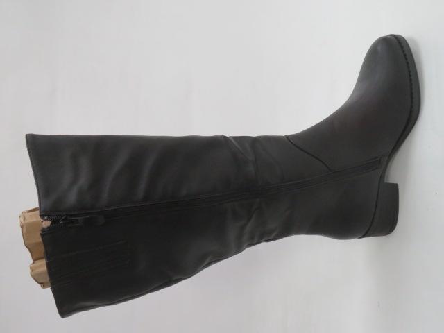 Kozaki Damskie X9827, Black, 36-41 1