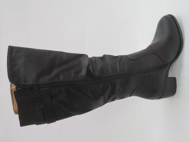 Kozaki Damskie X9801, Black, 37-41 1