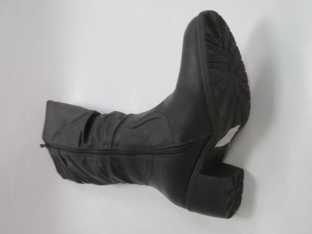 Kozaki Damskie X9801, Black, 37-41 2