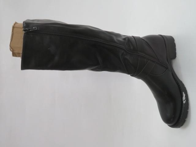 Kozaki Damskie 509-13A, Black, 37-41 1