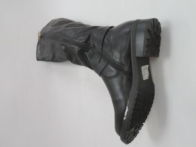 Kozaki Damskie 509-13A, Black, 37-41 2