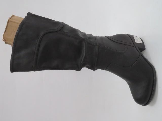 Kozaki Damskie X9804, Black, 36-41