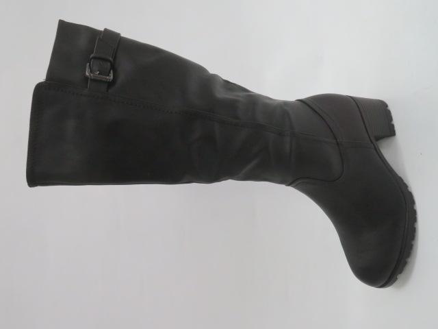 Kozaki Damskie X9834, Black, 36-41