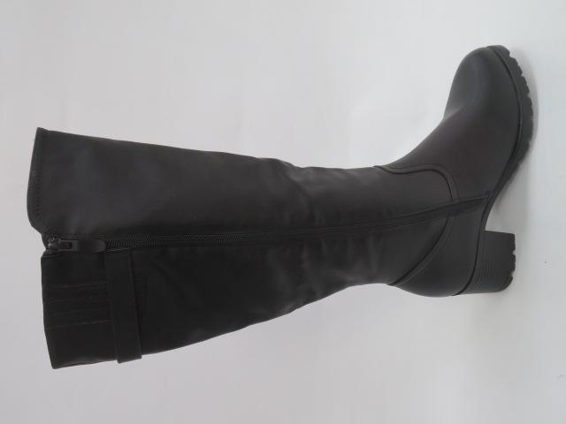 Kozaki Damskie X9834, Black, 36-41 1
