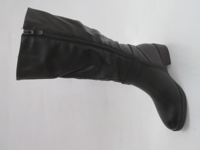 Kozaki Damskie X9828, Black, 36-41 1