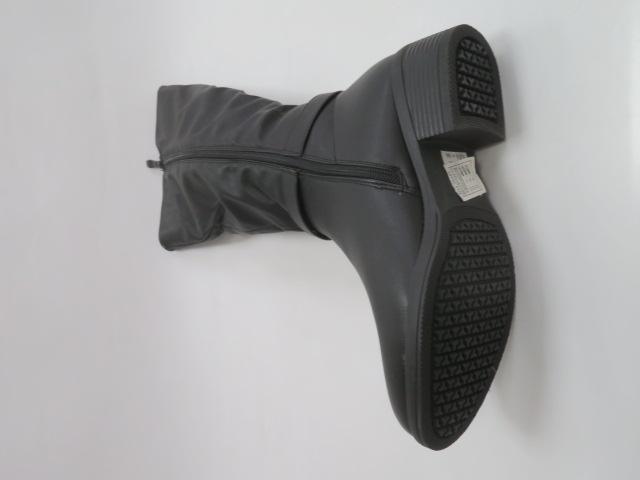 Kozaki Damskie X9828, Black, 36-41 2