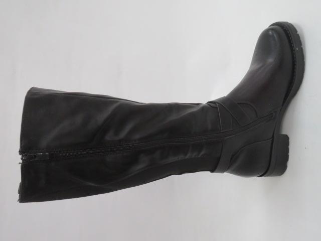 Kozaki Damskie 509-12A, Black, 36-41 1