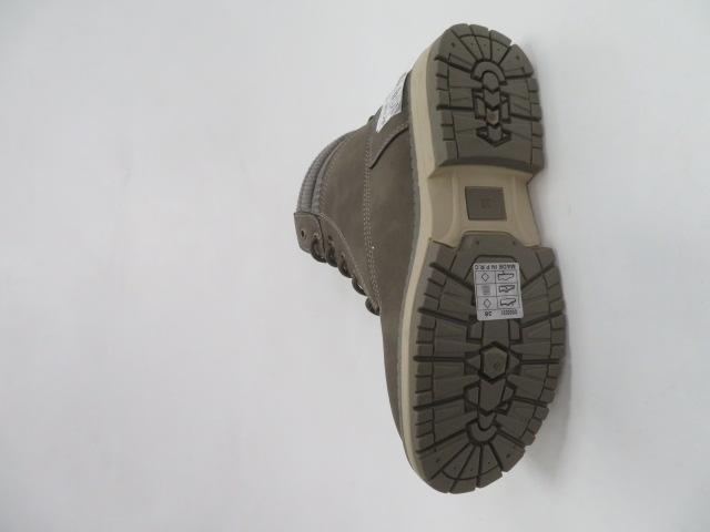 Botki Damskie DS2021, Grey, 36-41 2