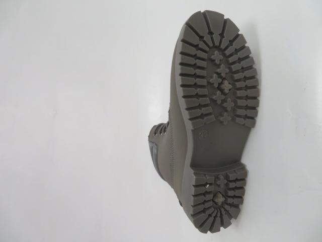 Botki Damskie LS002-17, D.Grey, 36-41 2