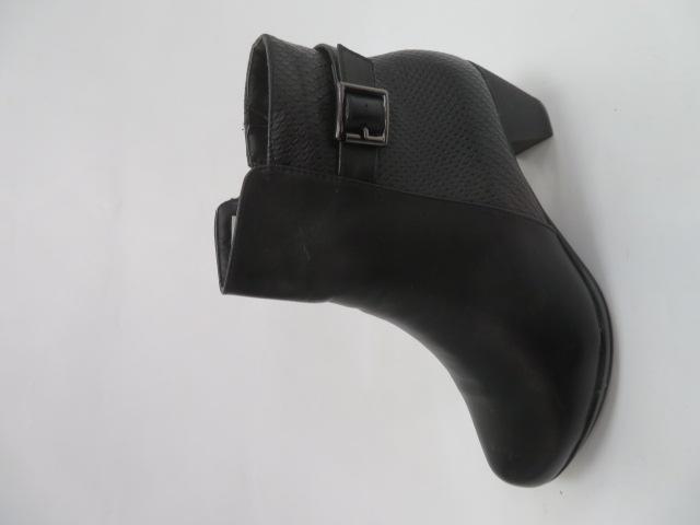 Botki Damskie X9729, Black, 36-41