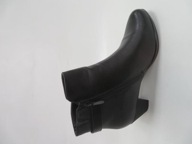 Botki Damskie X9729, Black, 36-41 1