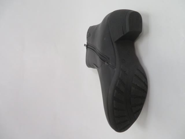 Botki Damskie A817-1, Black, 36-41 1