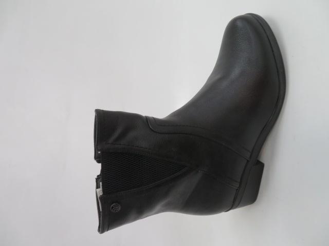 Botki Damskie X9821, Black, 36-41