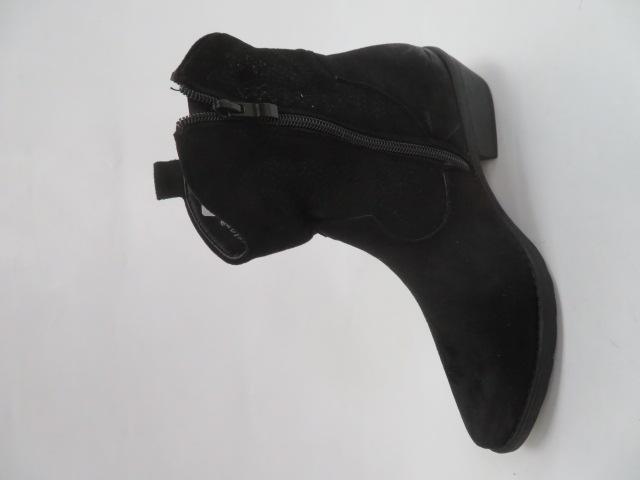 Botki Damskie NC970P, Black, 36-41 2