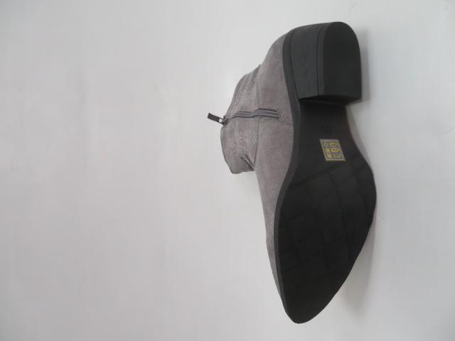 Botki Damskie NC970P, Grey, 36-41 3