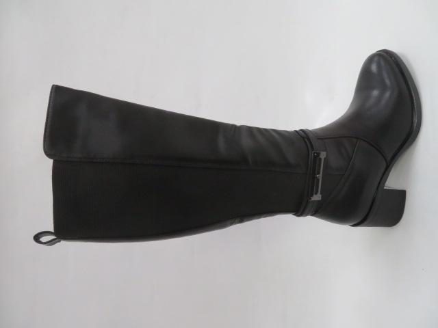 Kozaki Damskie 3141, Black, 36-41