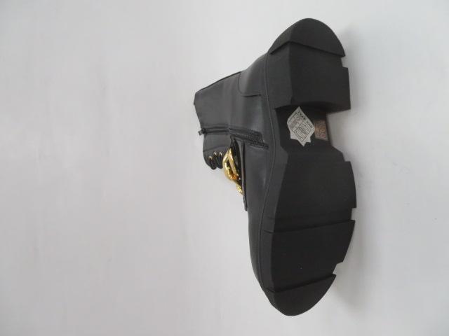 Botki Damskie LM-08, Black, 36-41 3