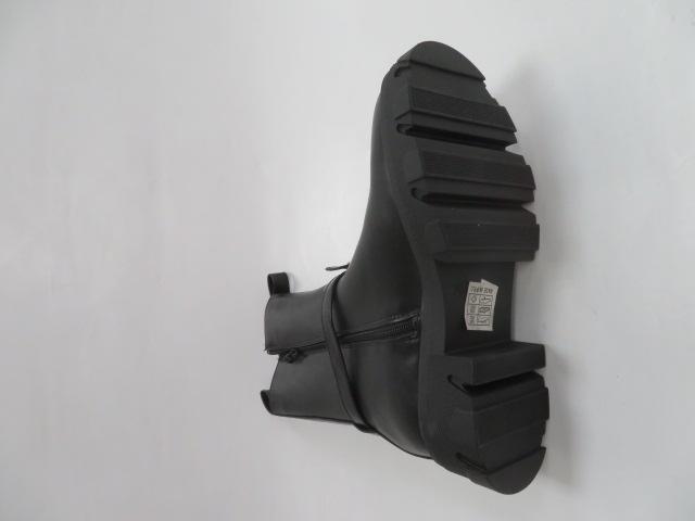 Botki Damskie LM-09, Black, 36-41 1