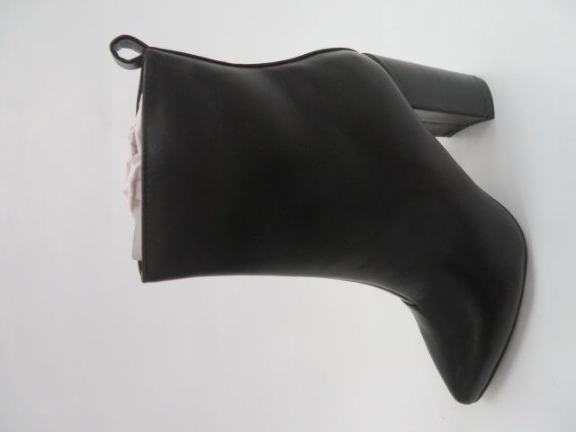 Botki Damskie 88327, Black, 36-41