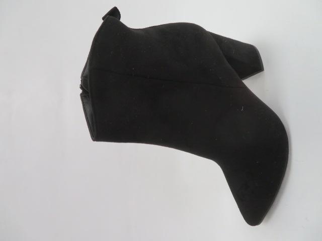 Botki Damskie 88128, Black, 36-41