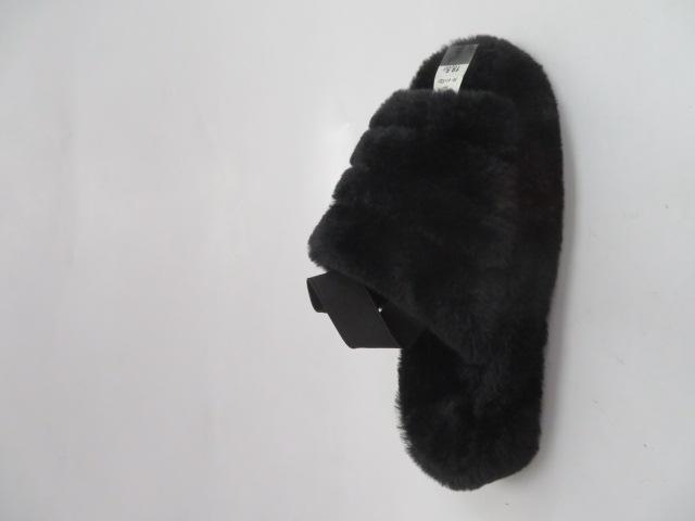 Kapcie Damskie BC69, Black, 36-41