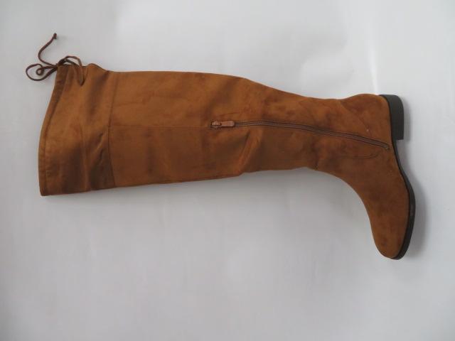 Botki Damskie 8B935, Camel, 36-41 1
