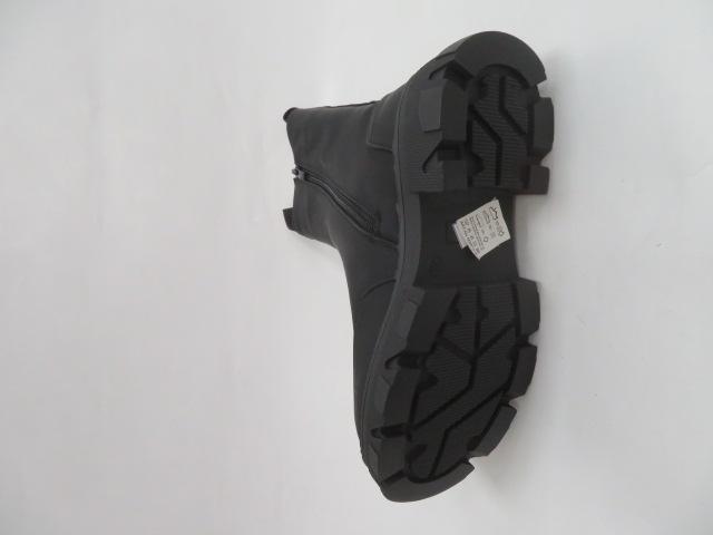 Botki Damskie XA032, Nero, 36-41 2