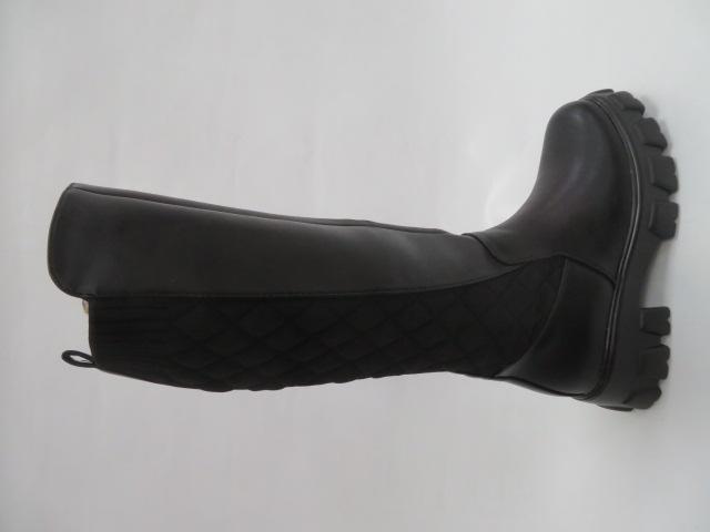 Botki Damskie RXJ117, Black, 36-41