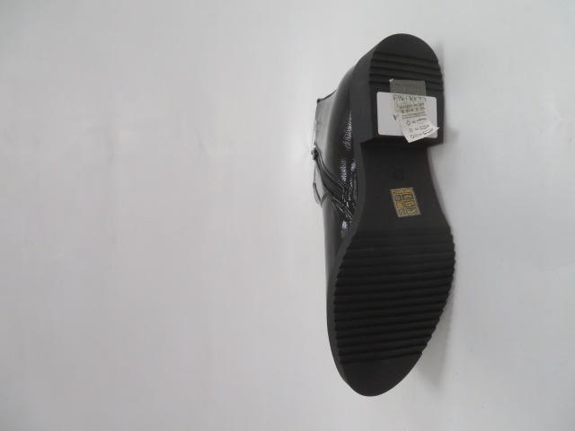 Botki Damskie S9187B, Black, 36-41 2