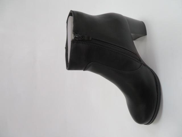 Botki Damskie B8903, Black, 36-41 1