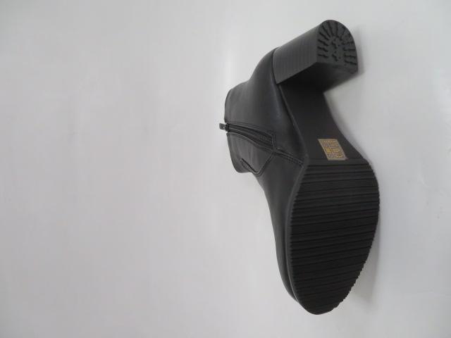 Botki Damskie B8903, Black, 36-41 3