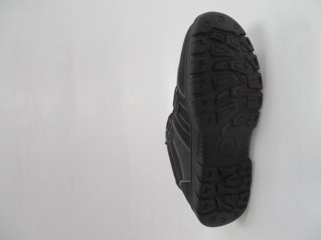 Buty Sportowe Męskie 701-11M, Black/Grey, 40-46 2