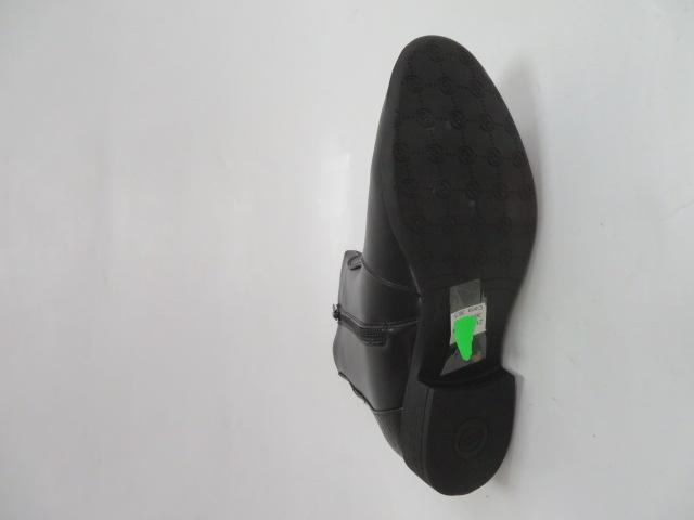 Botki Damskie Z19-004, Black, 36-41 3