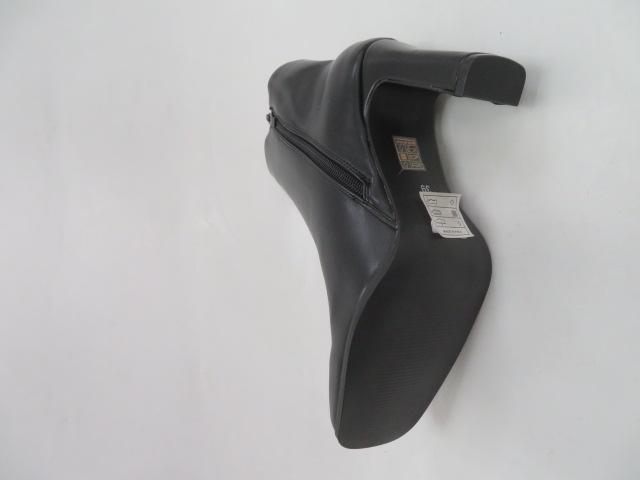 Botki Damskie 9026-C302P, Black, 36-41 2