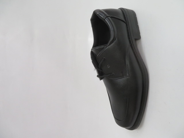 Trampki Męskie K128, Black, 41-46